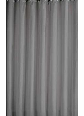 Shower Curtain - Smoke Grey