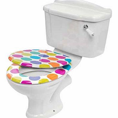 Chrome Toilet Seat
