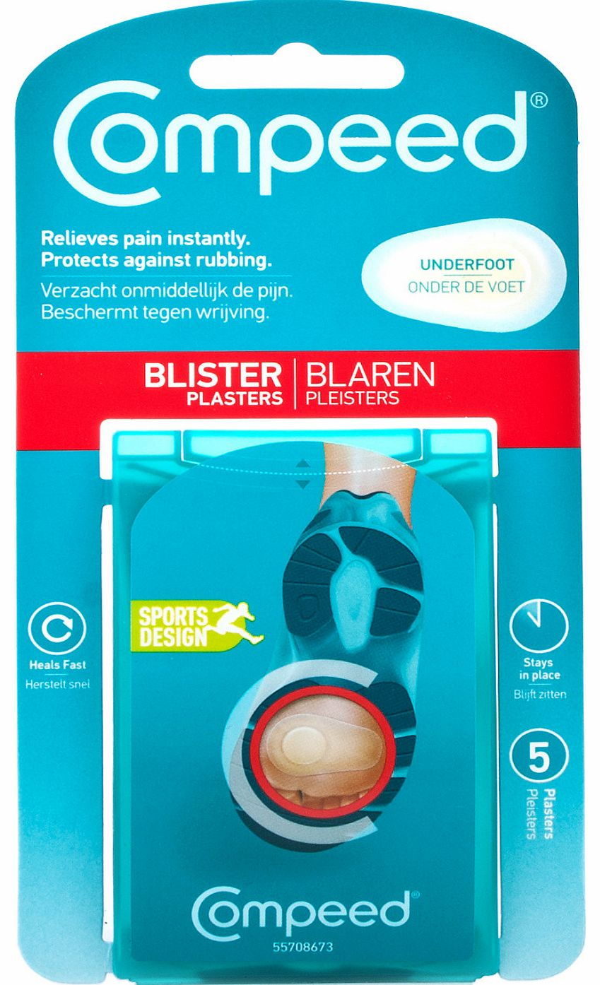 Blisters Health And Beauty