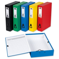 Classic Box File Polypropylene