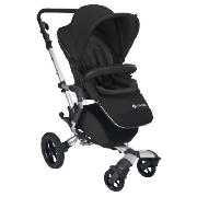 The sporty design of the Concord Neo Dark Night travel system offers perfect road holding and high maneuverability, with an innovative Y-frame front axle  - great for busy mums and dads.  It also folds down to a compact size, making it great both for - CLICK FOR MORE INFORMATION