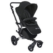 The Neo Quantum EVA wheel pushchair from Concord is a practical pushchair designed to make it easier to take your baby out and about.  It is a highly manoeuvrable chair and it gives your baby a comfortable ride thanks to the central torsion suspensio - CLICK FOR MORE INFORMATION