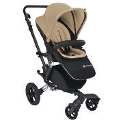 The stylish Neo Quantum Eva Wheels Pushchair from Concord is great for travelling outdoors with your baby.   It comes with a Papabag changing bag for when you need to do an emergency nappy change.  A mosquito net to keep biting insects away from your - CLICK FOR MORE INFORMATION