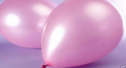 Confetti Heaven 25 x 14 Pink Pearl Helium Wedding Birthday Celebration Party Balloons by Confetti Heaven
