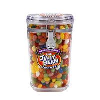 Jelly bean gourmet mix jar 900g