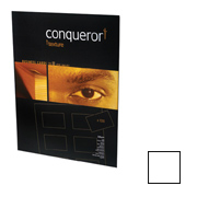 Conqueror Brilliant White Laid Business Cards product image