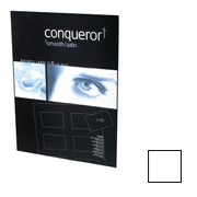 Conqueror Brilliant White Wove Business Cards product image