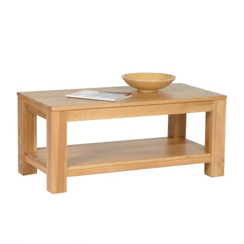 Contemporary Oak Coffee Table Review Compare Prices Buy Online