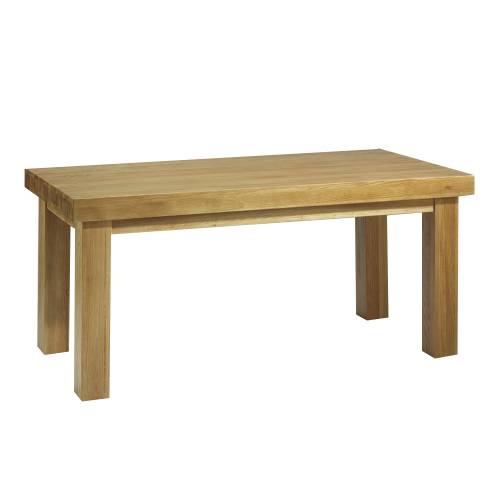 contemporary oak oak tables : contemporary oak dining table thick top 303 233 from www.comparestoreprices.co.uk size 500 x 500 jpeg 12kB