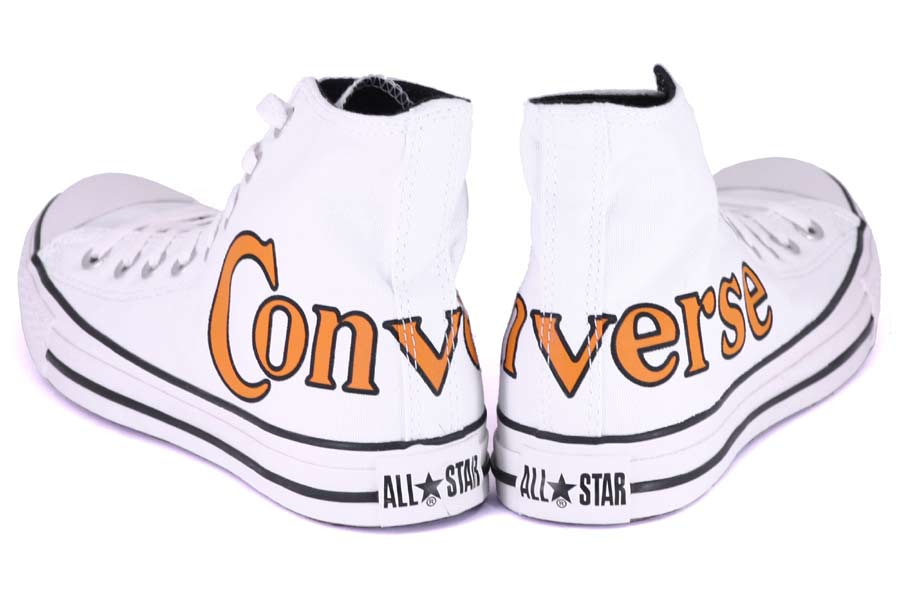 Converse - All Star - Converse Print - White /