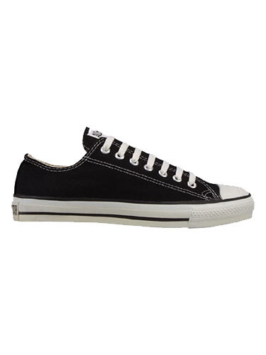 Black And White Stars. Converse - All Star Ox - Black