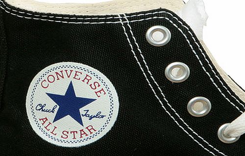 All Star Hi Chuck Taylor Black