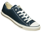 All Star OX Chuck Taylor Navy Trainers