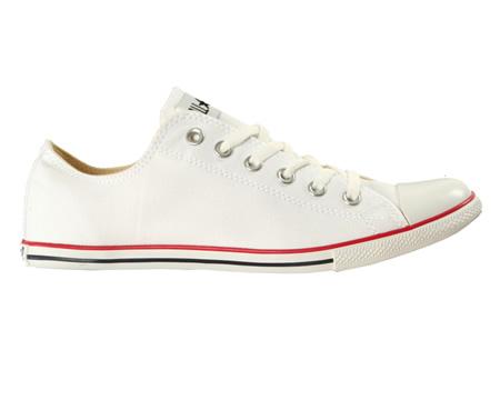 Converse All Star CT Slim White Trainers Colourway; White White ...