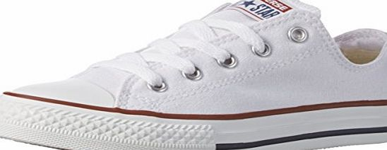 Converse Chuck Taylor All Star Core Ox, Unisex Kids Trainers, Optical White, 10 Child UK (26 EU)