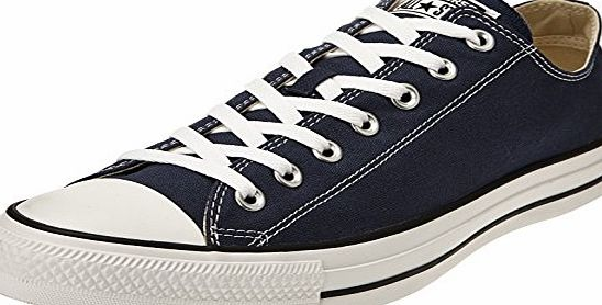 Converse Chuck Taylor All Star Ox, Unisex Adults Low-top Sneakers, Blue (Marine), 16 UK (51.5 EU)
