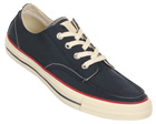 CT Classic Boot Navy Canvas Trainers