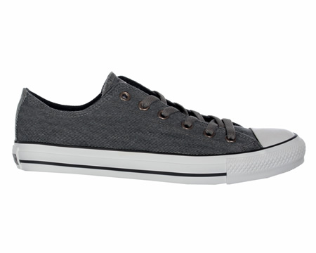 CT Ox Charcoal Canvas Trainers