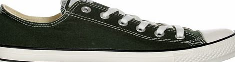 CT Ox Green Canvas Trainers