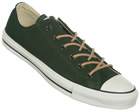 CT OX Green Suede Trainers