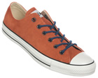 CT OX Orange Suede Trainers