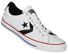 Star Player EV Ox White/Black Canvas