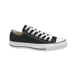 Converse Chuck Taylor All Star Ox Trainer in Black