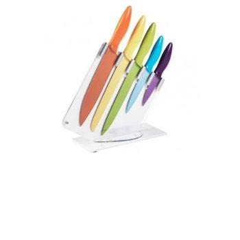Kitchen Knife Block Set