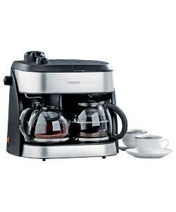 Cookworks Cm4611 Coffee Maker Review Compare Prices Buy