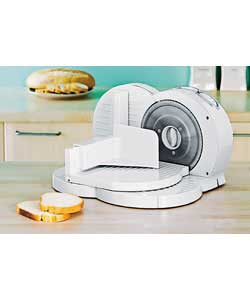 Cookworks Food Slicer - Slices meat + - CLICK FOR MORE INFORMATION