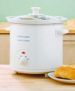 cookworks slow cooker instructions
