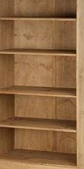 Core Products Cotswold Tall Waxed Pine Bookcase