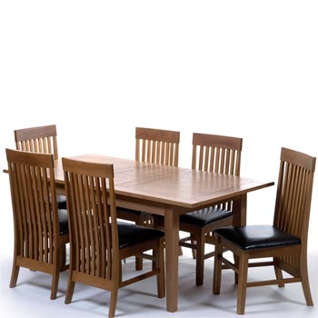 HD wallpapers oakleigh dining table with 6 chairs oak