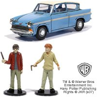 Corgi Harry Potter - Diecast Ford Anglia product image