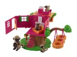 Jungle In My Pocket Monkey Hang Out Playset