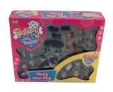 Puppy In My Pocket - In My Pocket Family Value Pack