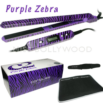 Corioliss C2 Purple Zebra Hair styler