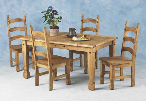 Dining Set 5ft