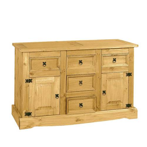 Mexican pine furniture decoration access for Mexican furniture