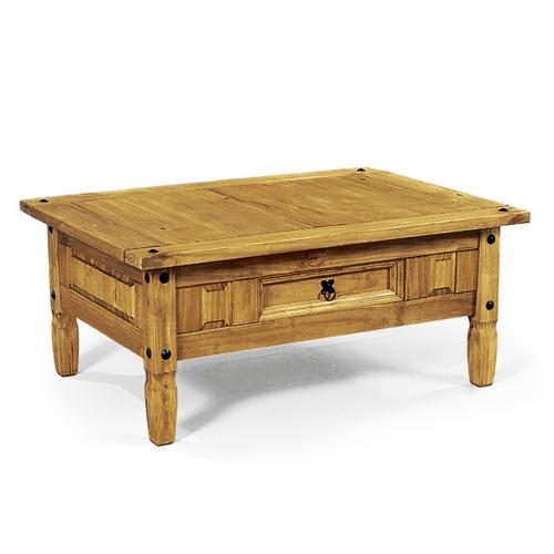 Corona Mexican Pine Furniture Dark Corona Pine Coffee Table Review Compare Prices Buy Online