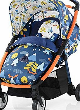 Cosatto  Fly Travel System (Fox Tale)