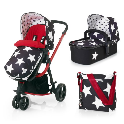 Cosatto Giggle In Travel System All Star