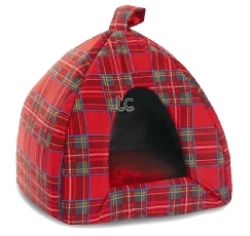 Tartan Igloo:Red