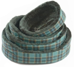 Tartan Superbed - Green (34``)