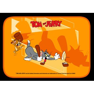 Orange Tom and Jerry Sunshade