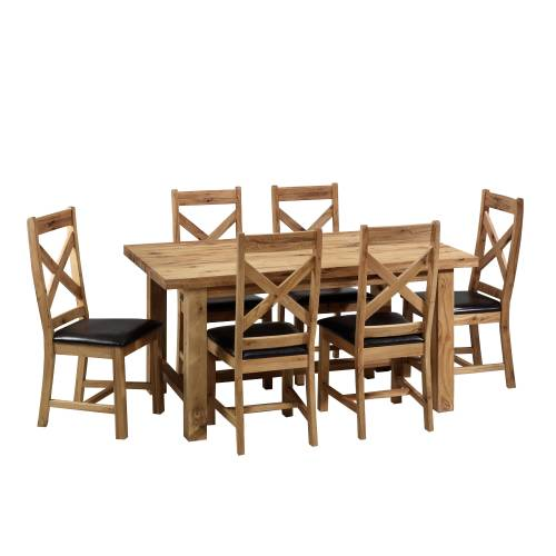 Dining tables country oak furniture