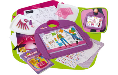 Crayola Creations Fashion Style Designer Review: crayola fashion design studio reviews