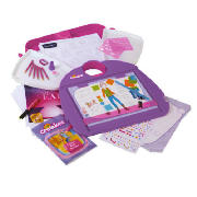 Crayola fashion style designer creative toy review Crayola fashion design studio reviews