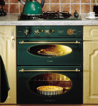 pictures of creda built in ovens