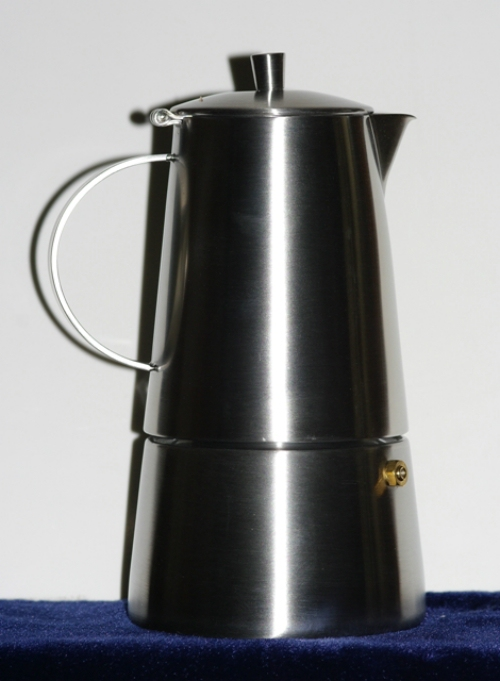 10 cup stove top coffee pot - CLICK FOR MORE INFORMATION